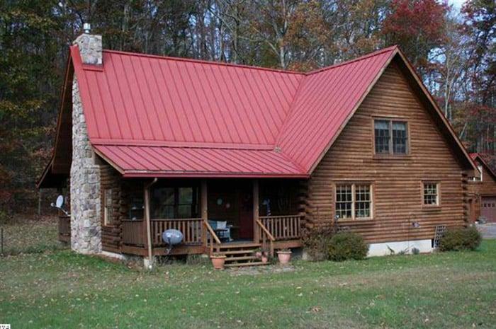Southland Log Home